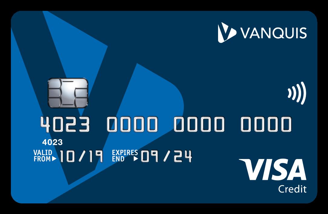 Vanquis Card Image